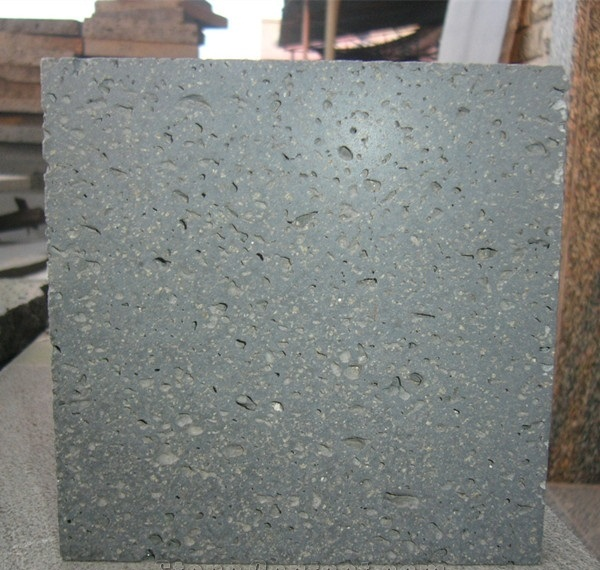 Honed Grey Basalt Tiles