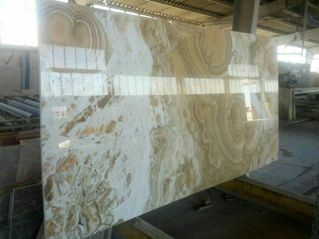 honey Onyx Slab