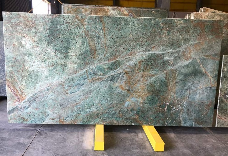 Blue Turqoise granite