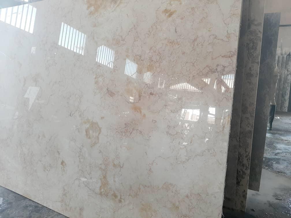 Beige vein Joshagan marble