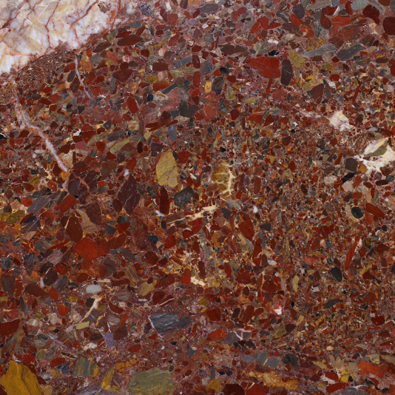 Conglomerate Red Marble