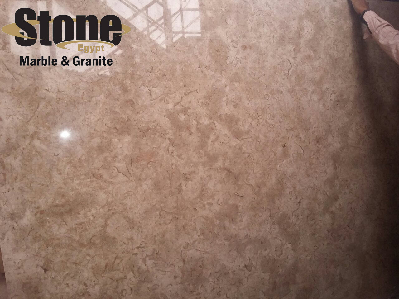 Katrina Marble Brown Polished Marble Slabs