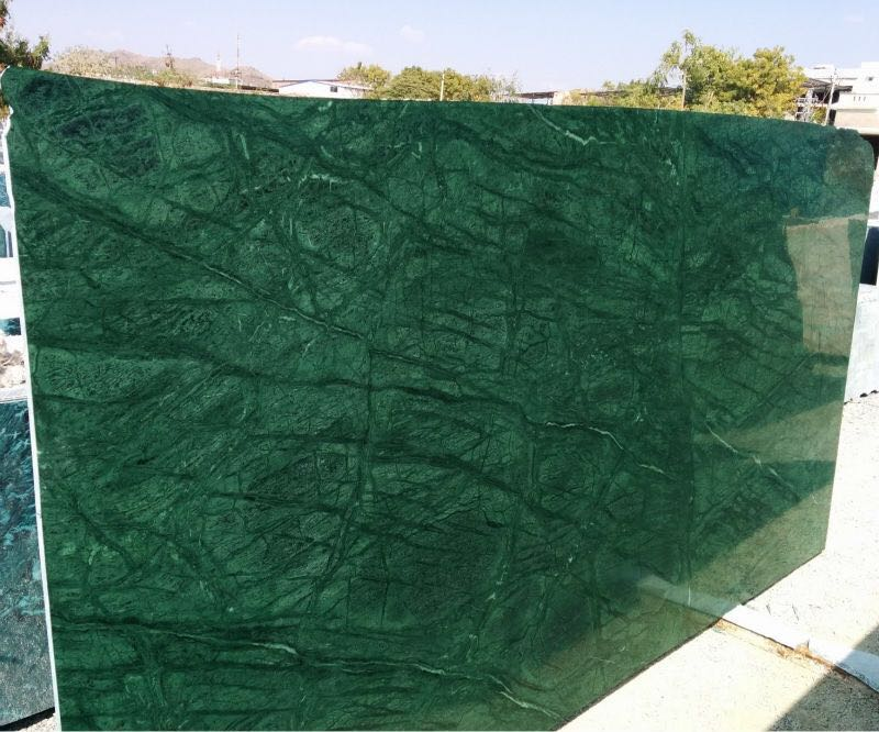Green Marble Slabs Indian Polished Marble Slabs