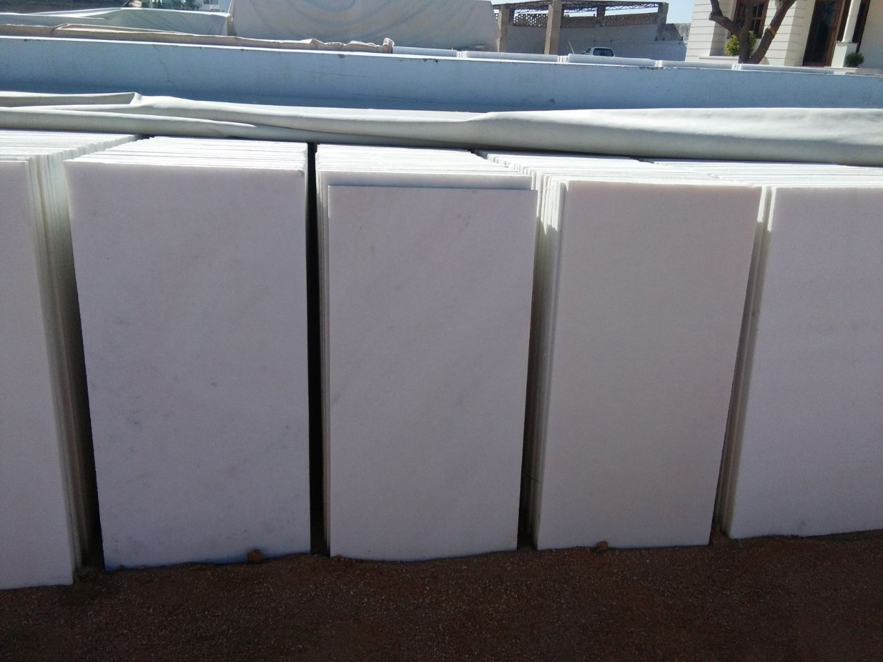 White Marble from India