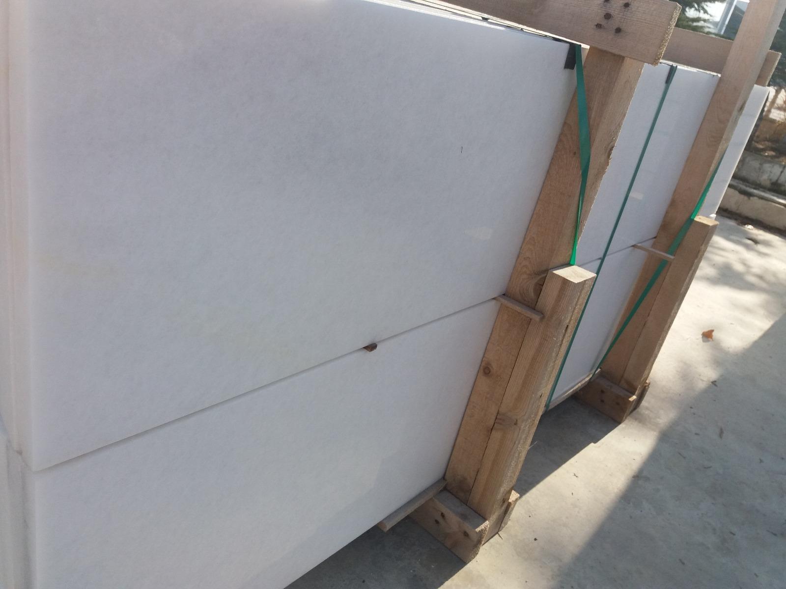 White Marble Steps
