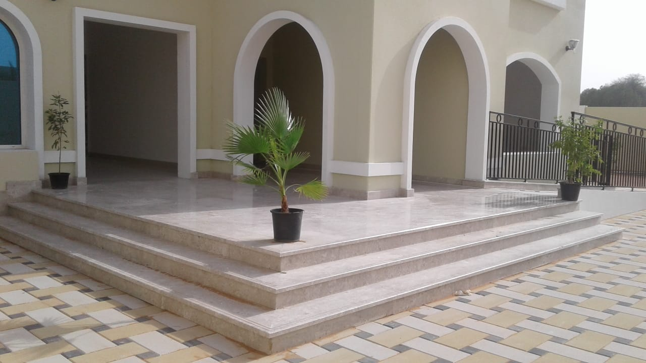 Duca Maron Marble Tiles