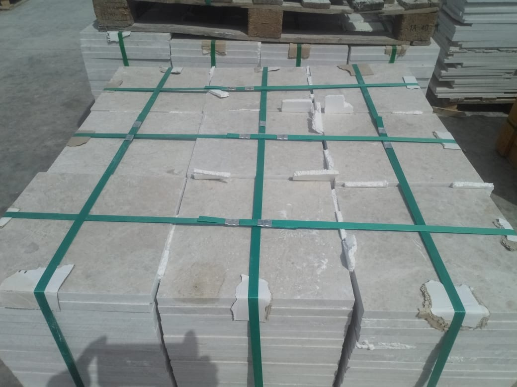 Ibra Beige Marble Tiles Polished Beige Flooring Tiles