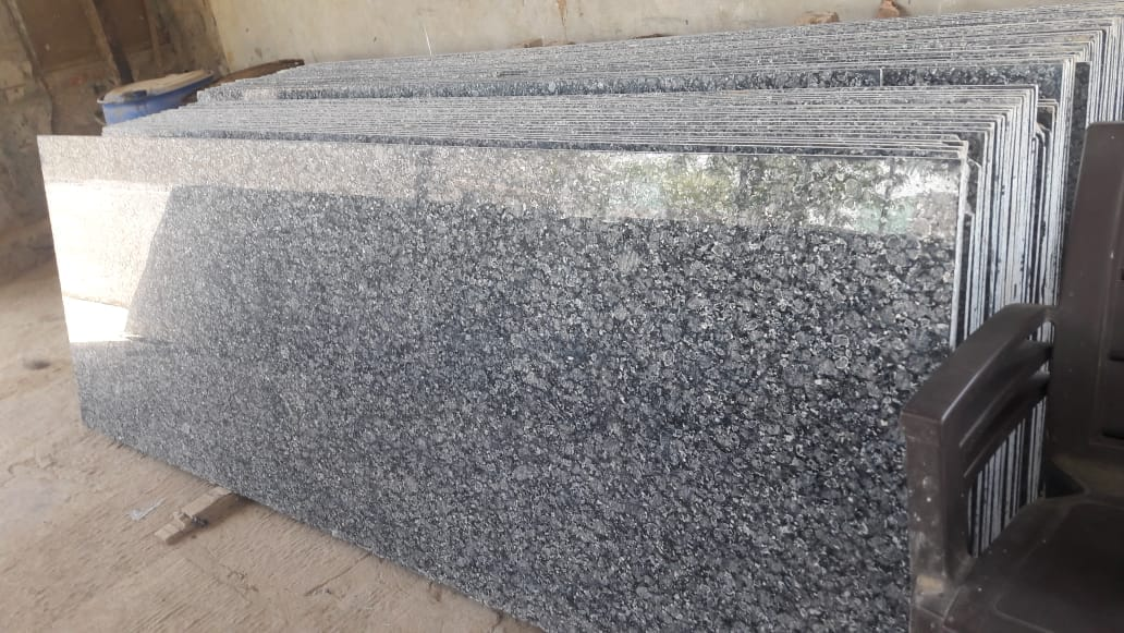 Kristal Blue Granite Slabs