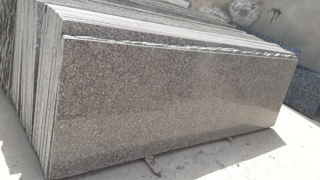 Degate Green Polished Granite Slabs