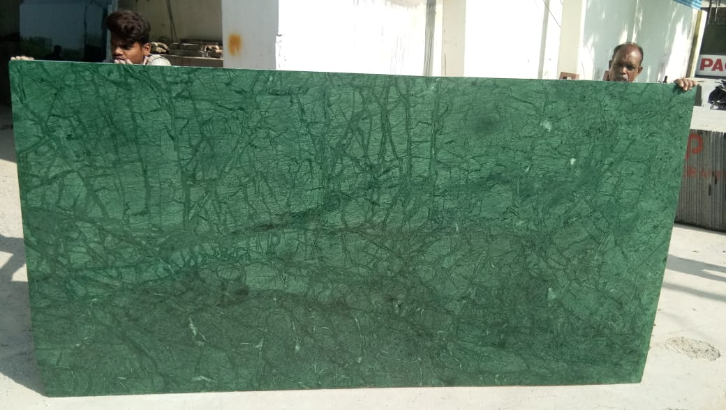 Green Marble Polished Slabs Indian Slabs