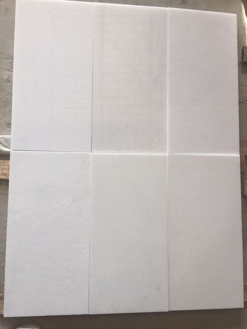 Vietnam White Marble Tiles White Polished Marble Tiles