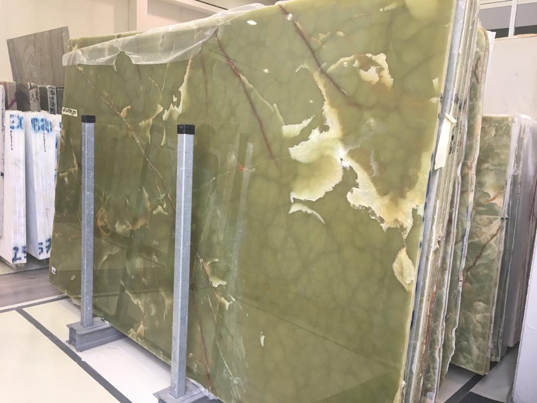 Green Onyx Slabs Polished Onyx Stone Slabs