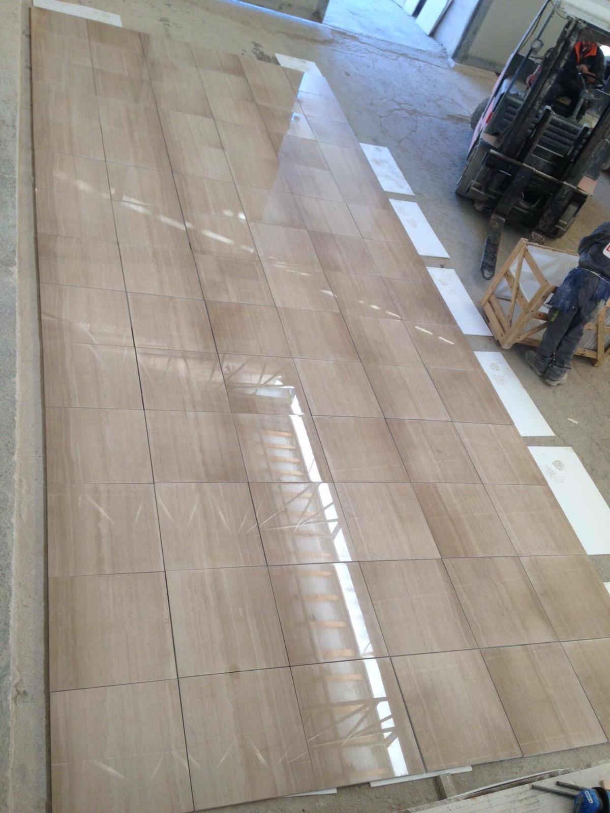 Serpeggiante Italian Beige Marble Tiles
