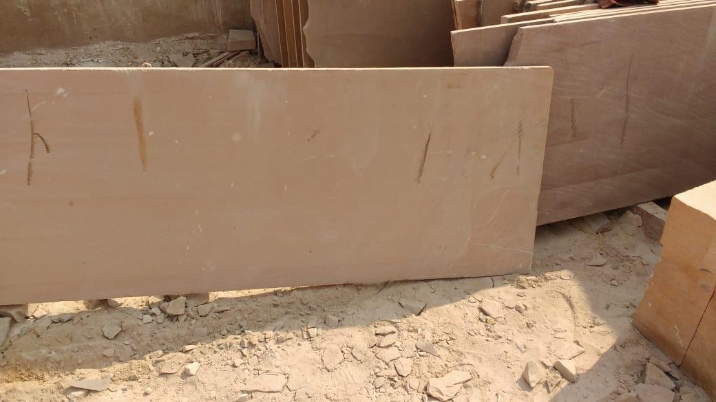 Sandstone Slabs