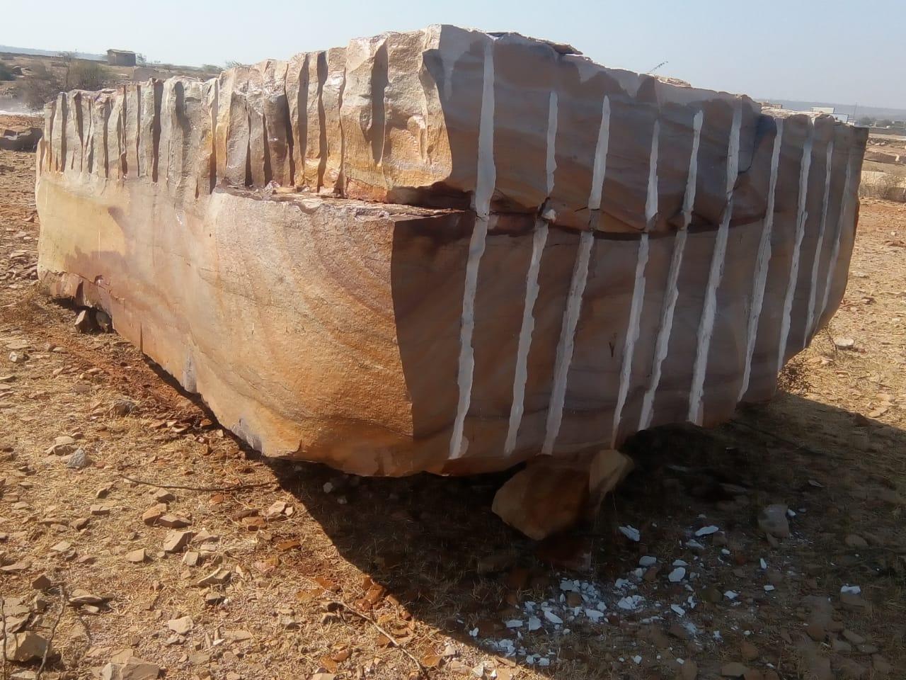 Teakwood Pattern Sandstone