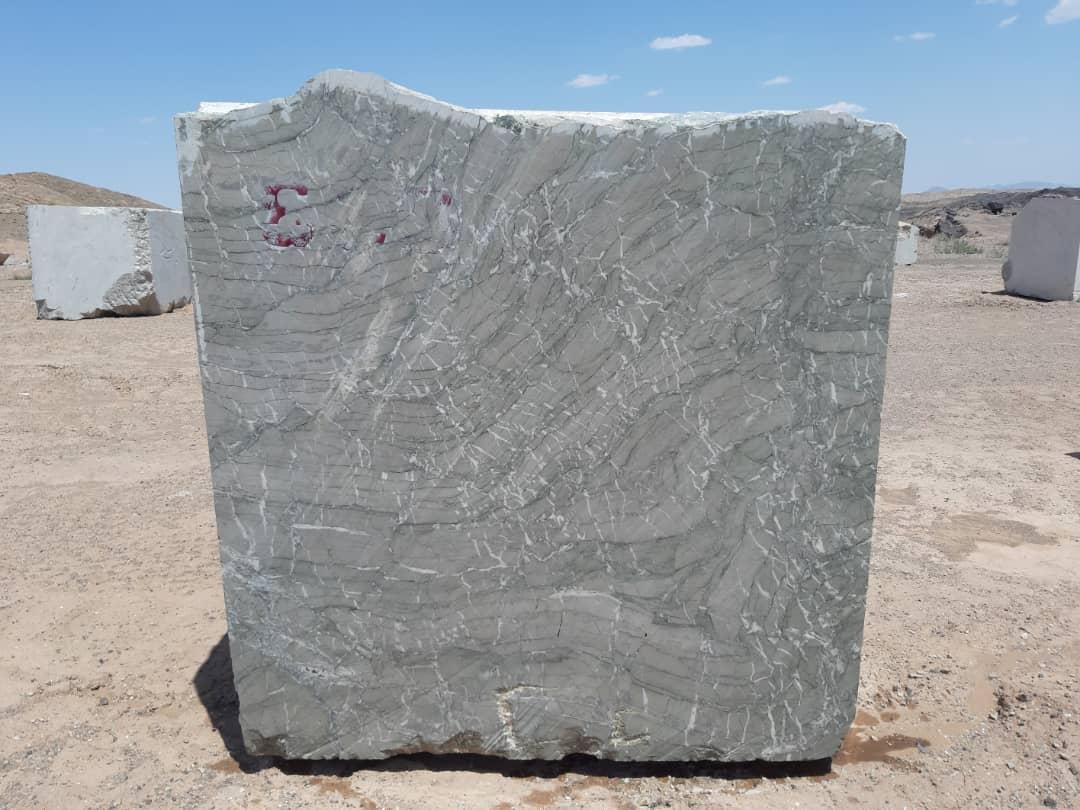 Iranian Green Marble Blocks