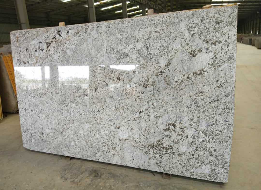 Whisper White Granite