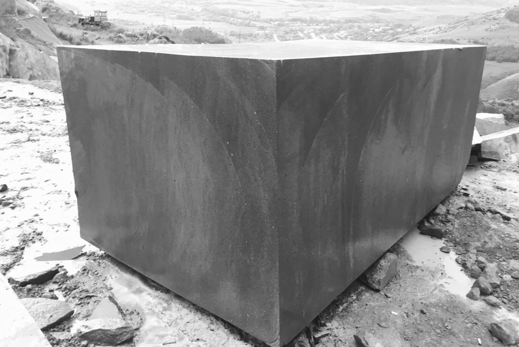 Armenian Basalt Stone Blocks