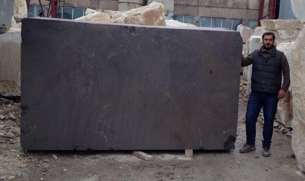 Grey Basalt Natural Blocks