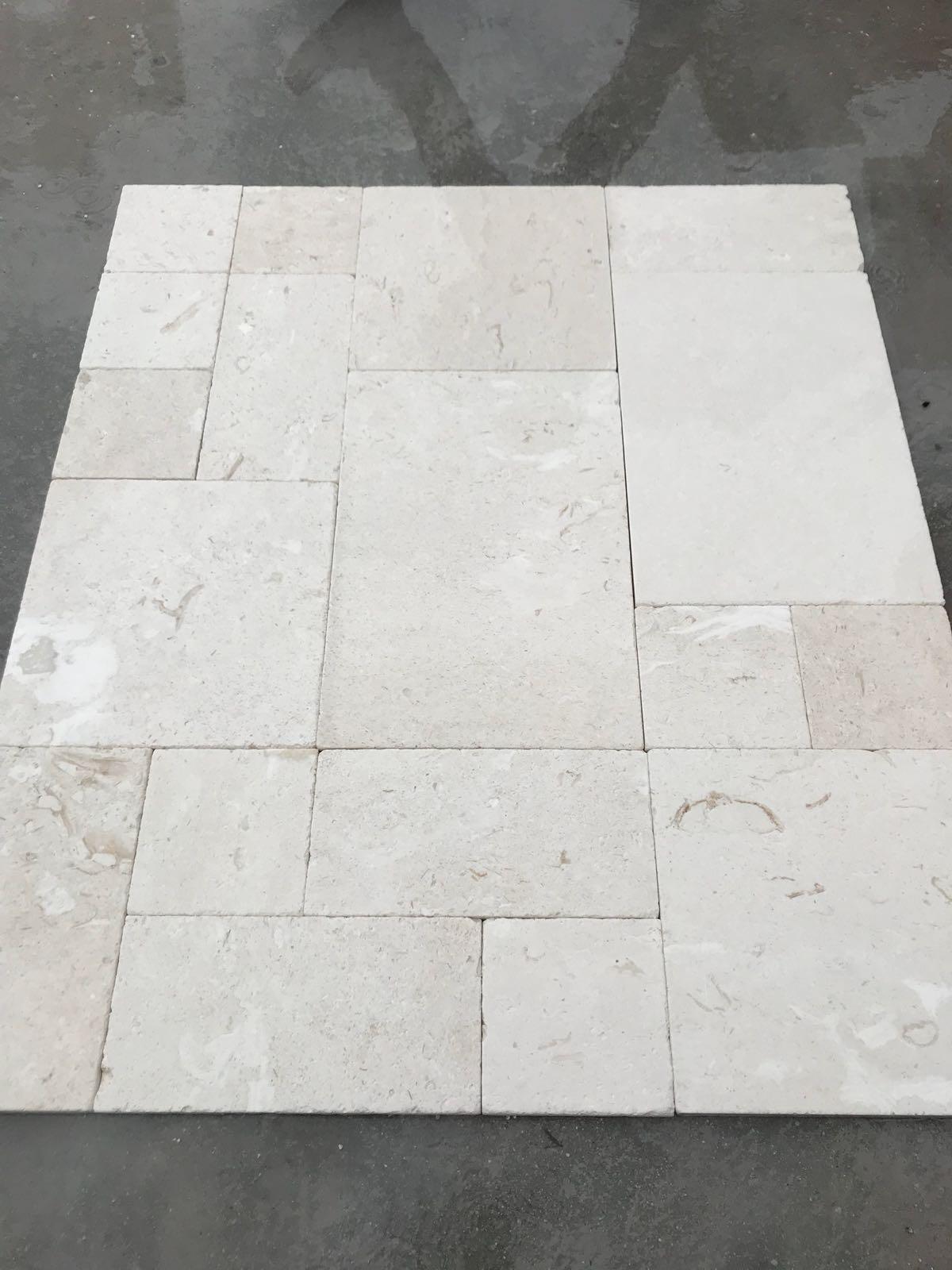 Shellstone Limestone Tiles