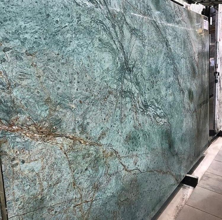 Green Granite Stone Slabs
