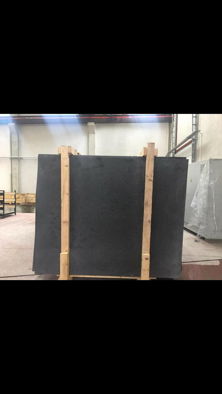 Black Basalt Brushed Slabs