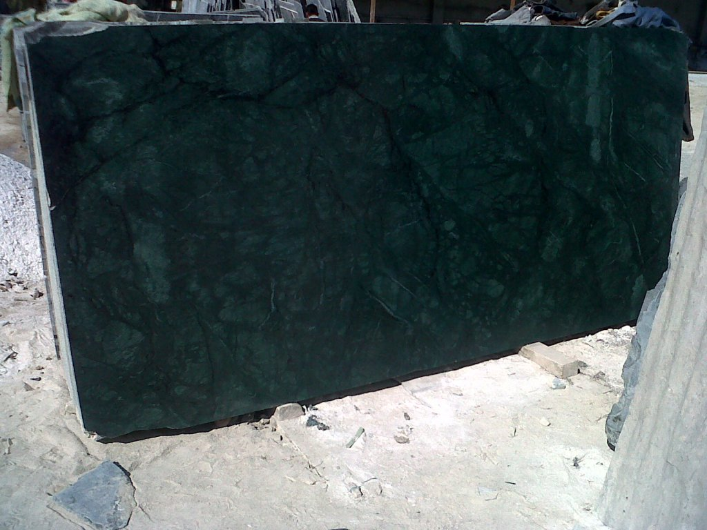 Green Marble Slabs from India