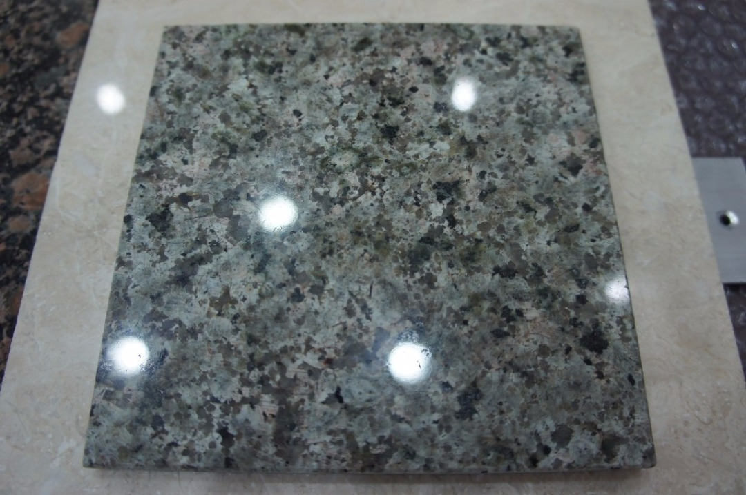 Sunrise green granite