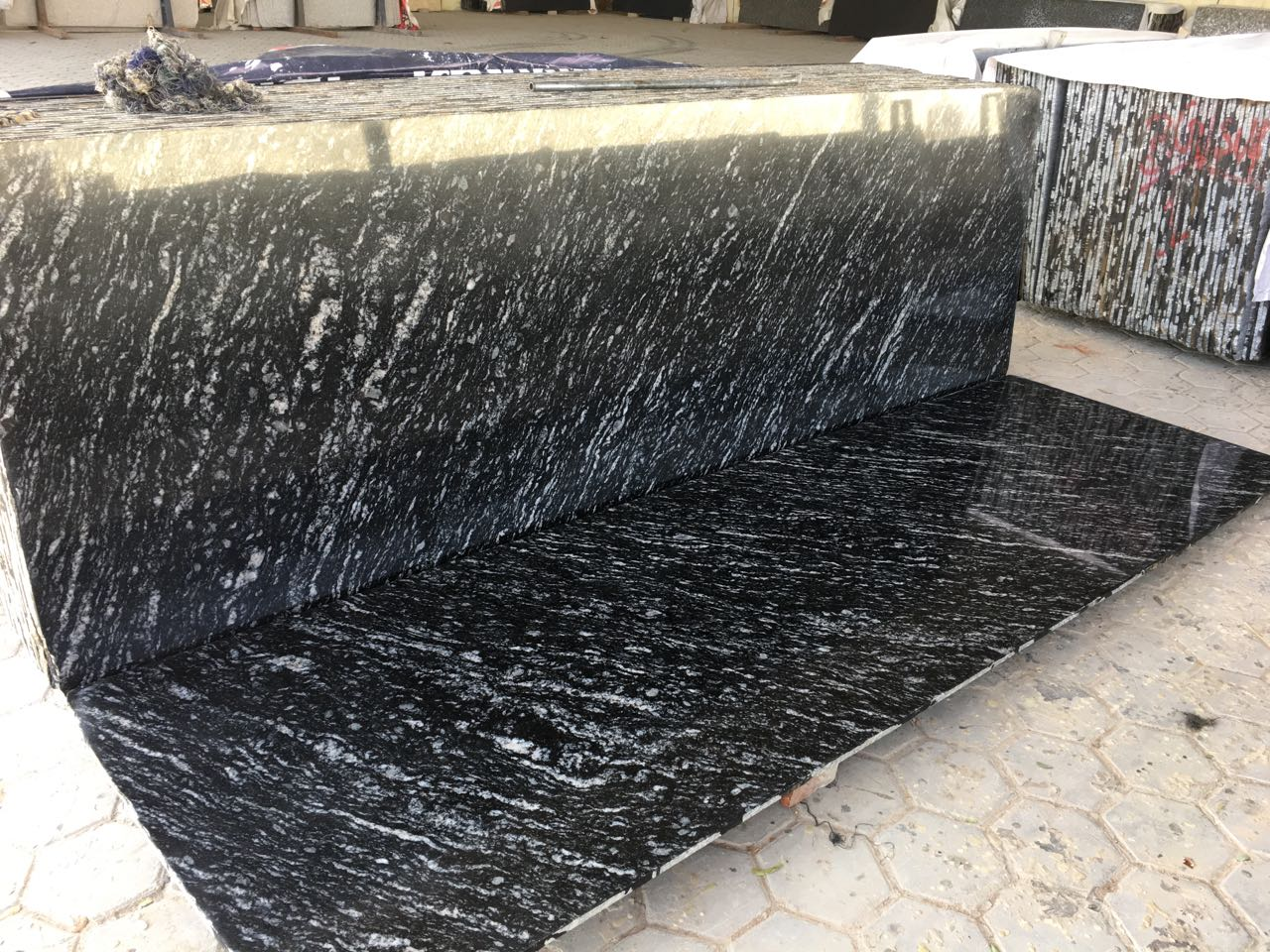 Black Marquina Granite