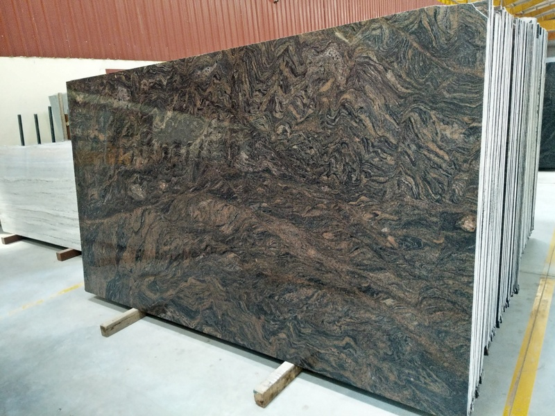 Bash Paradiso Granite Brown Granite Slabs