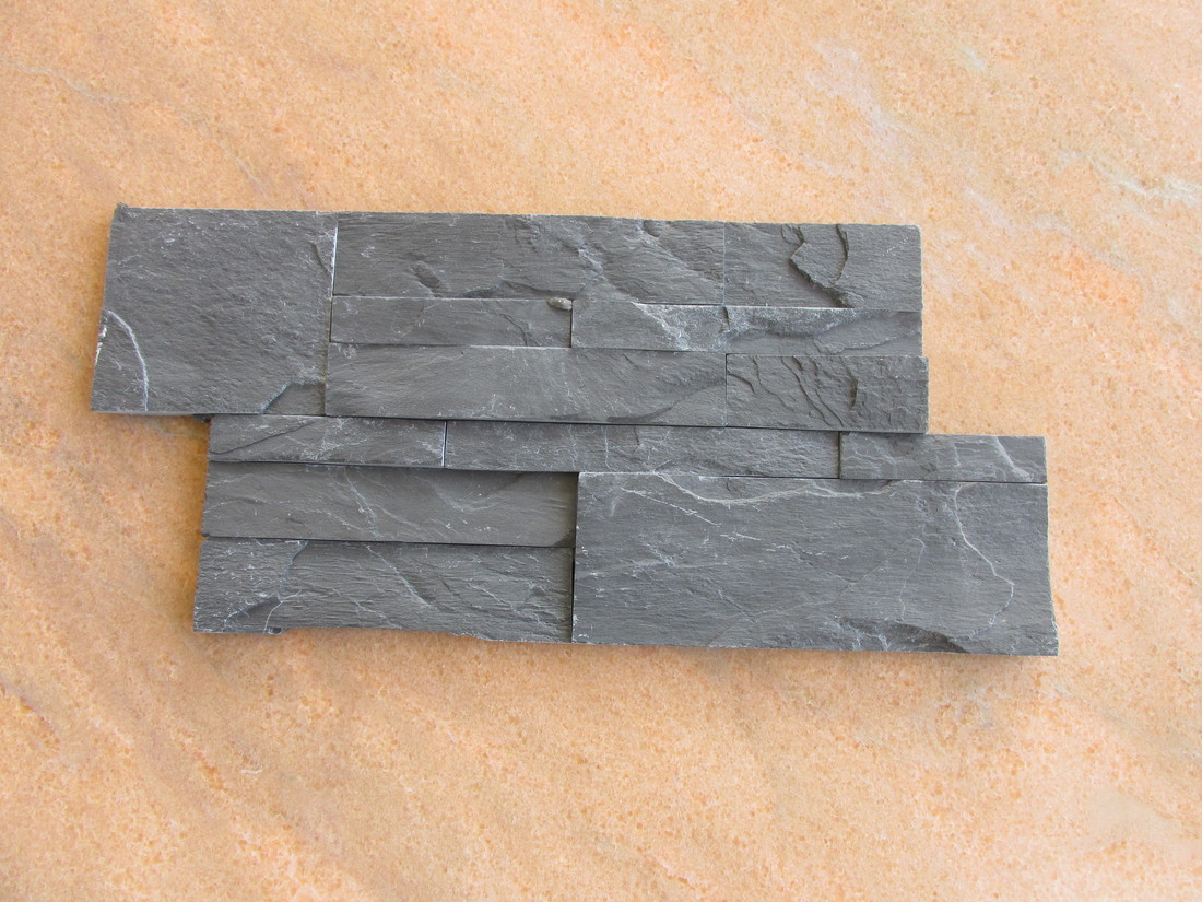 Black Slate Wall Culture Stone