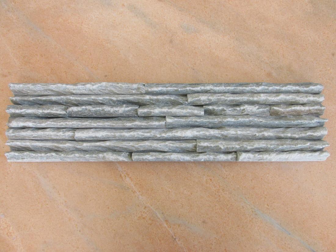 Multicolor slate mountain shape wall stone veneer price