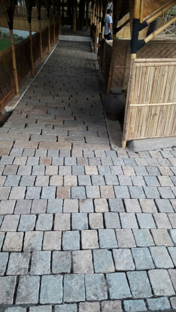 Indian Porphyry Cobbles