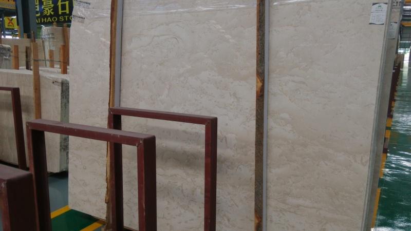 Oman Beige Marble Slabs