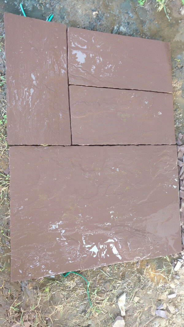 Chocolates Red Sandstone