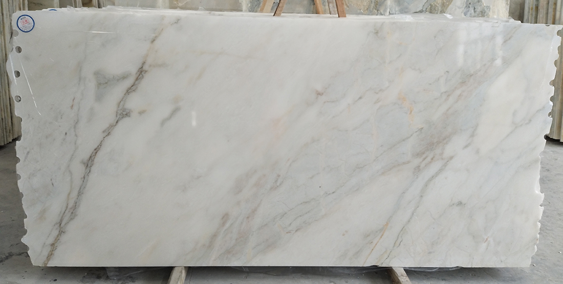 Snow Jade White Marble Slabs