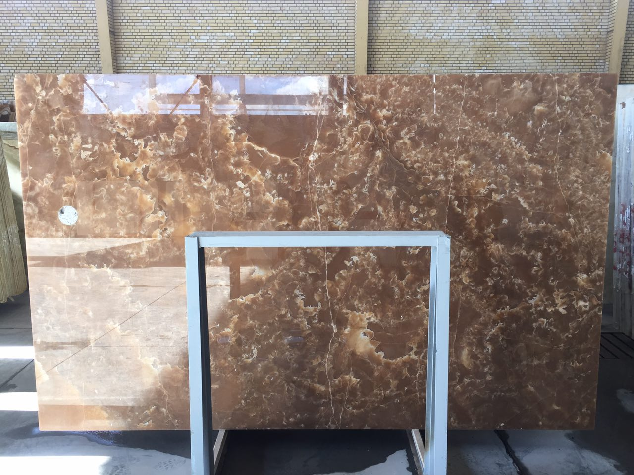 Iran Brown Marble
