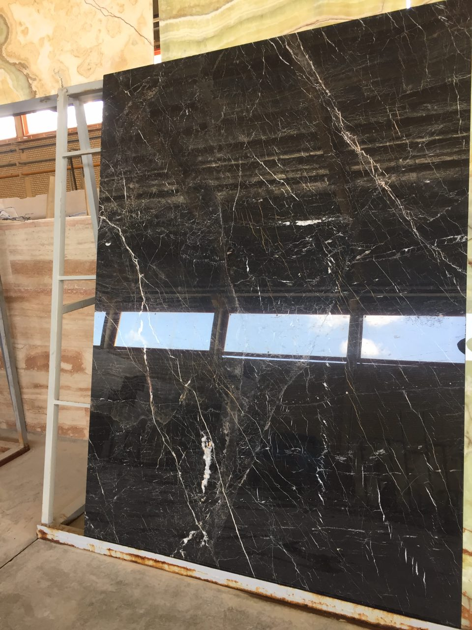 Iran Black Granite