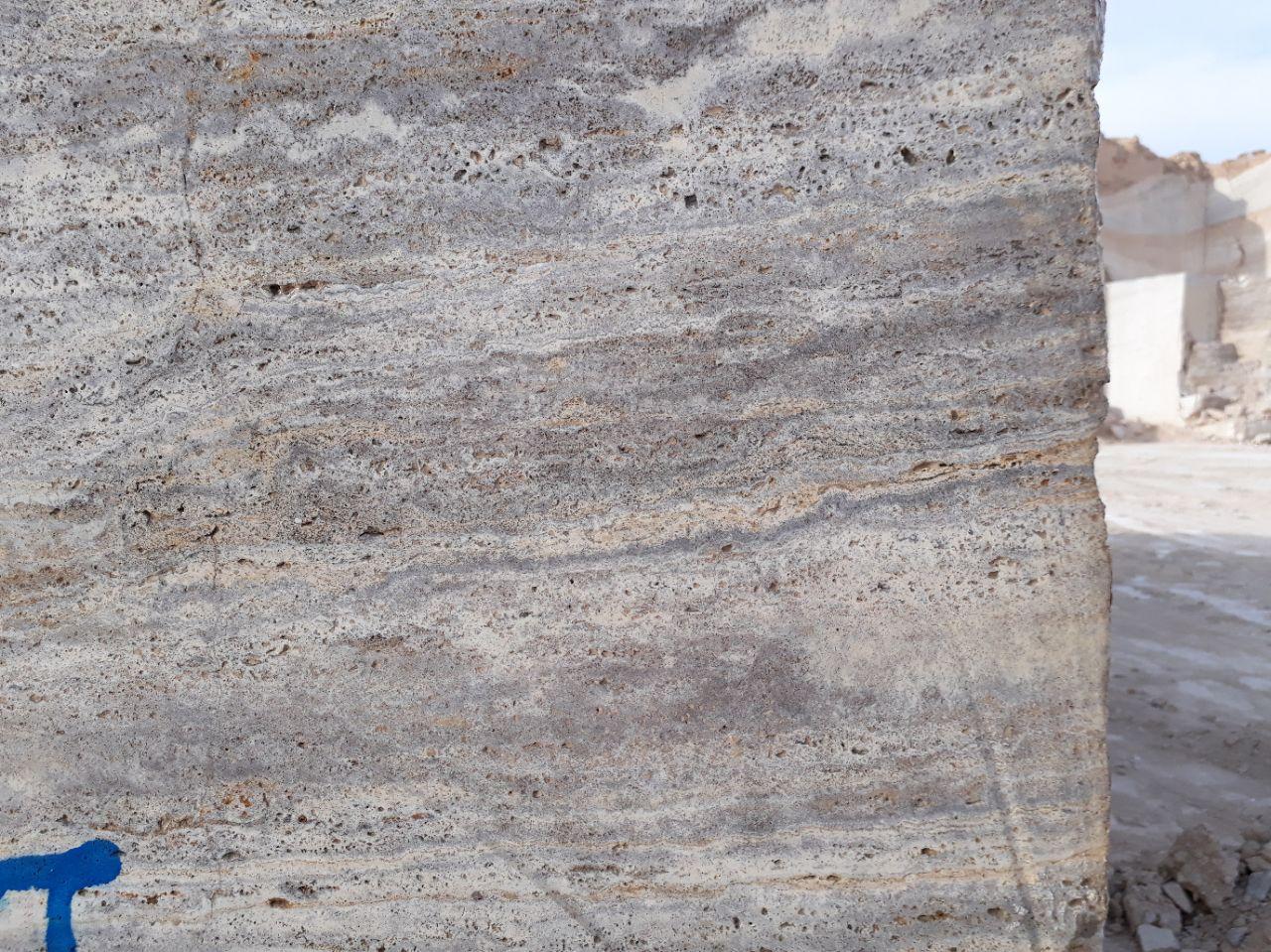 Silver Turkish Travertine Blocks