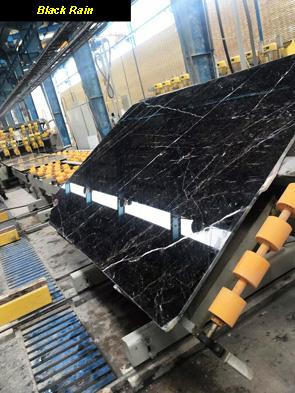 New Black Marble-Black Rain