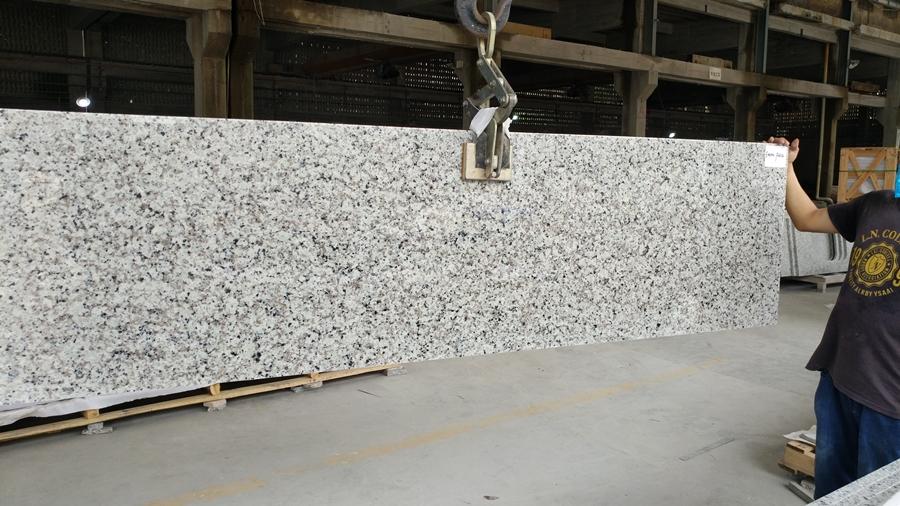 bala white granite countertop