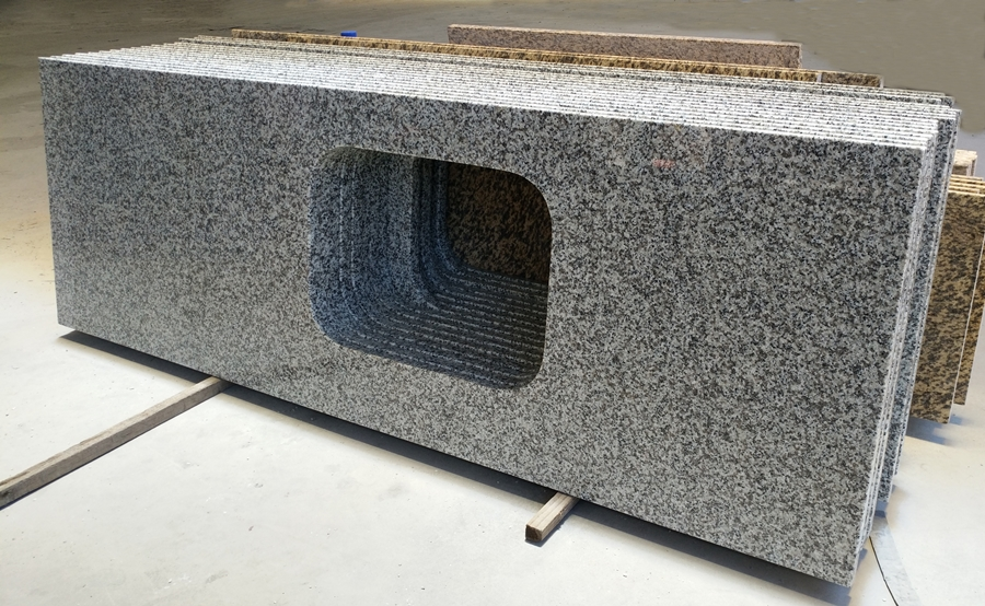 cheap price grey granite countertop