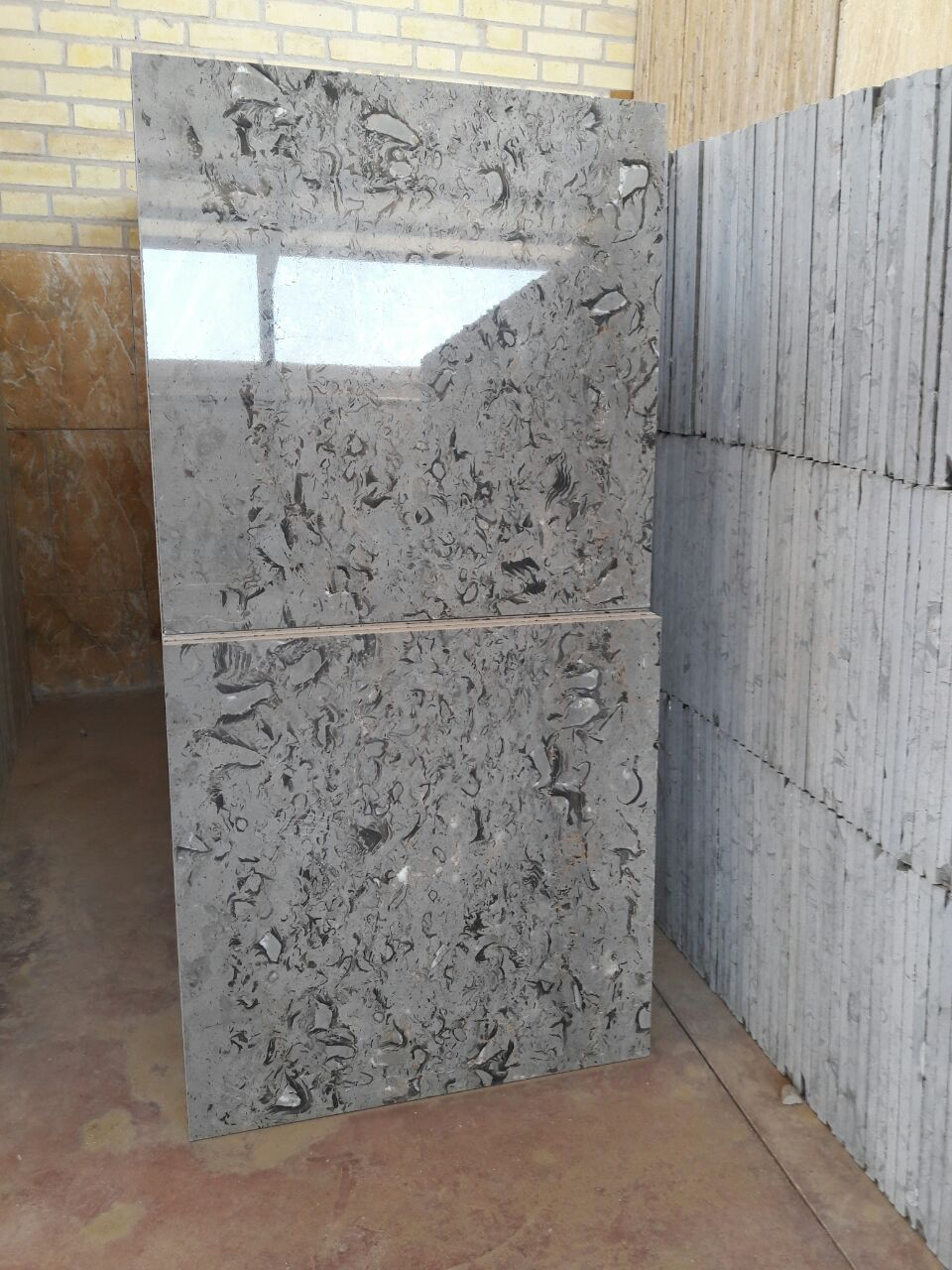 Peacock Marble Stone Block and Slabs