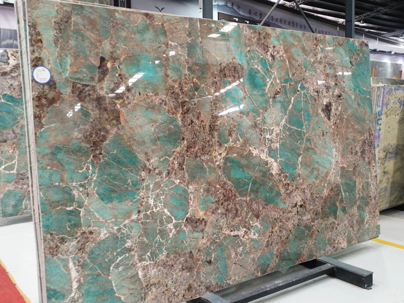 amazon green quartzite