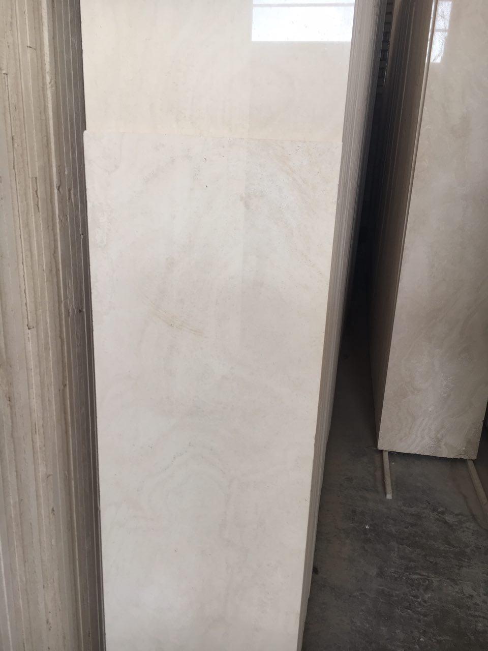 Iranian Polished Travartine Tiles