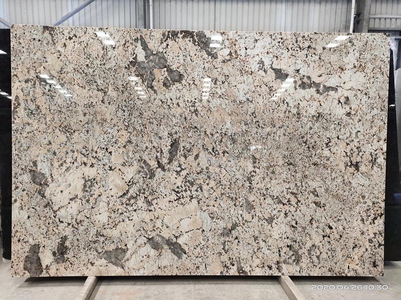 golden crema granite