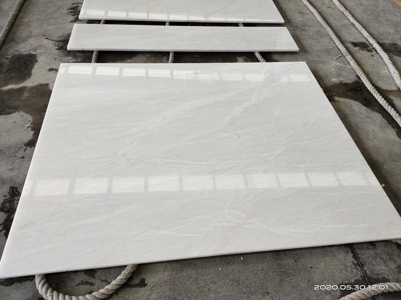 kari ice jade white marble