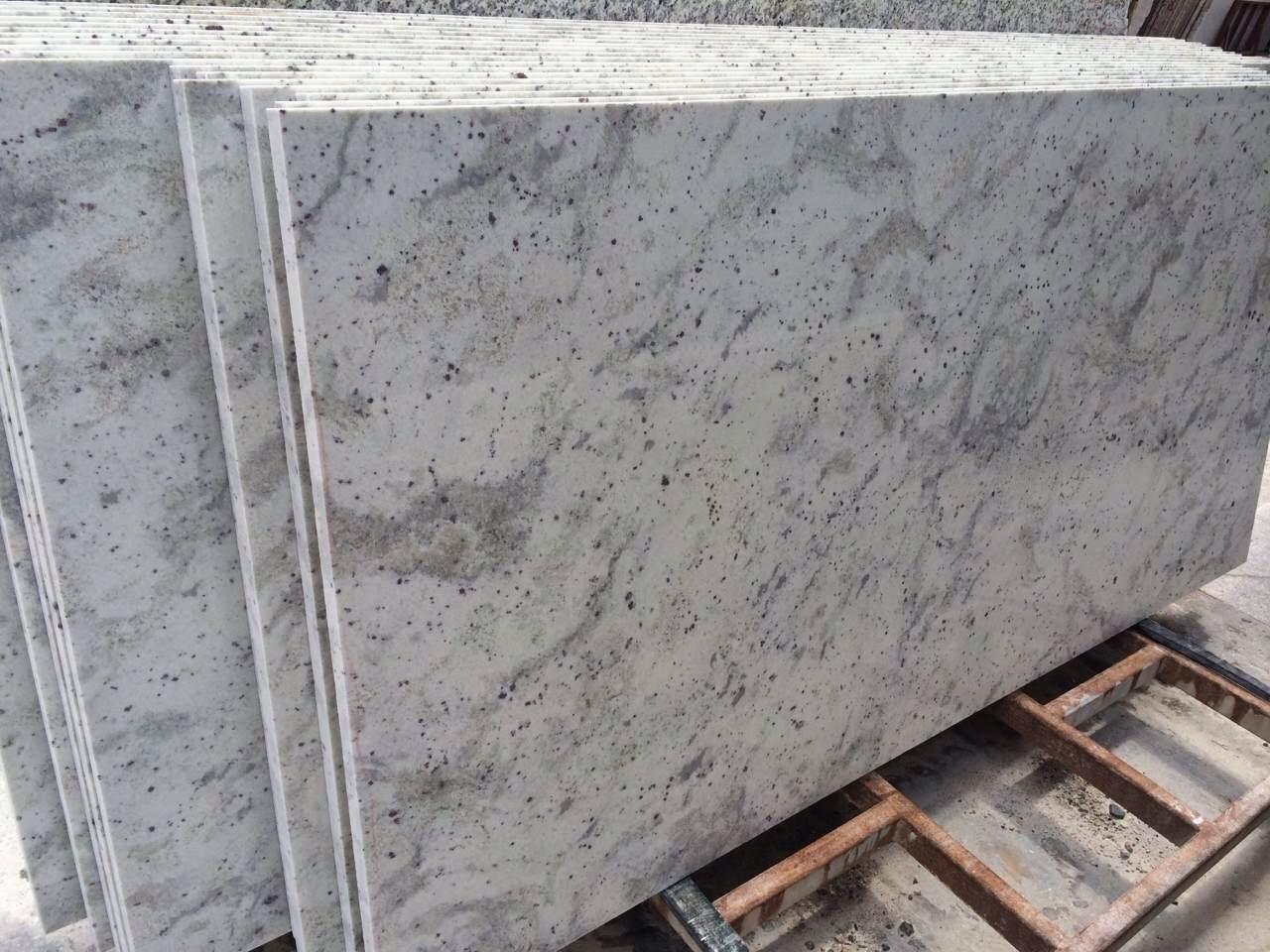 Andromedia White granite