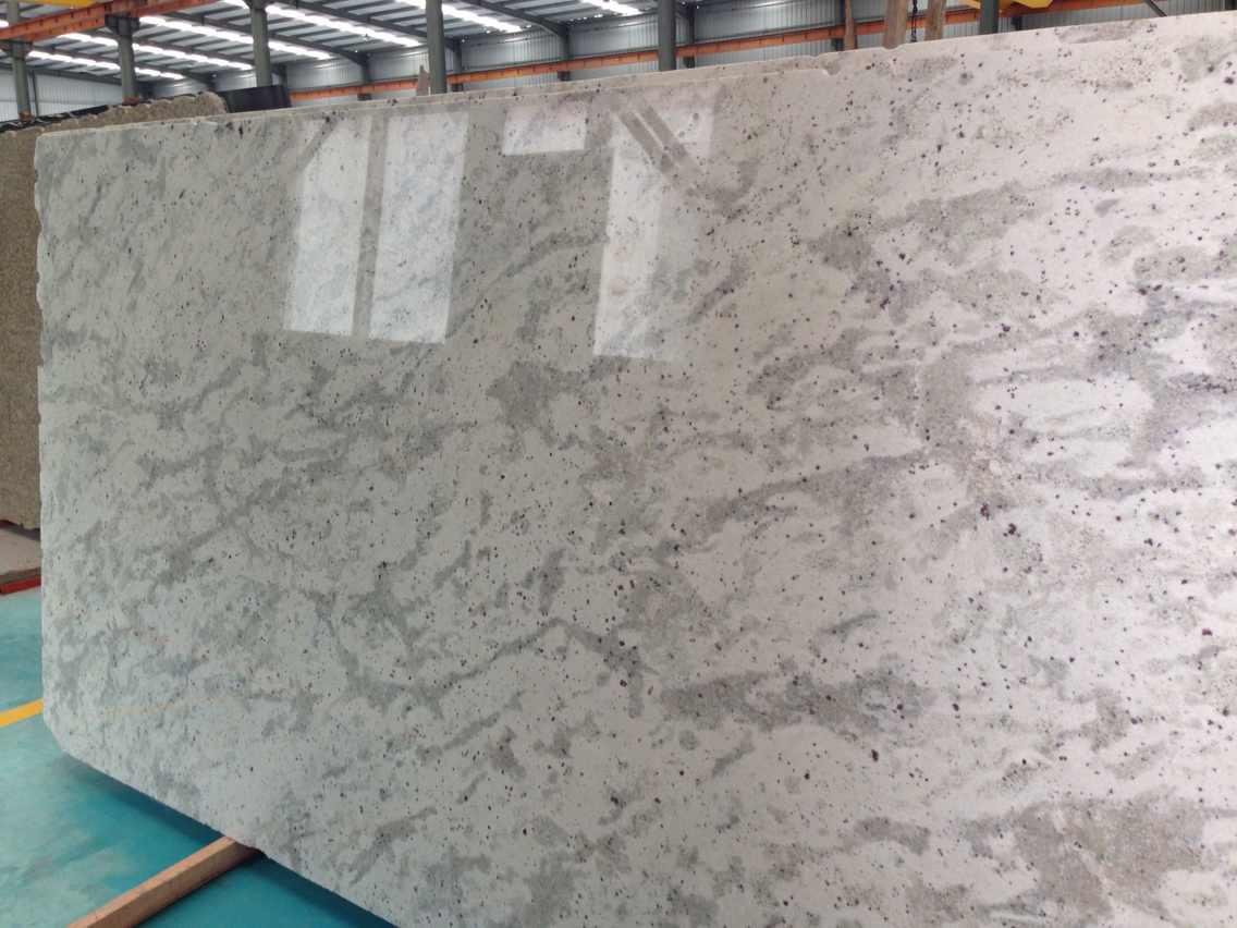 1.8cm Andromedia White granite
