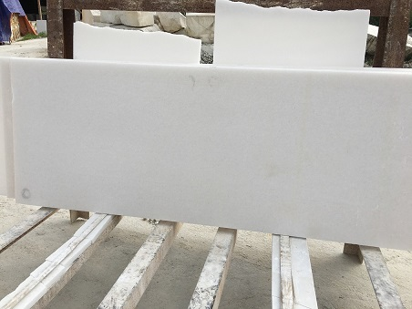 PURE WHITE MARBLE SMALL SLAB